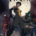 Vixen animated show