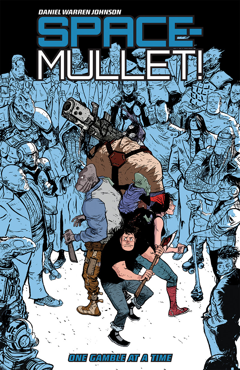 space mullet cover