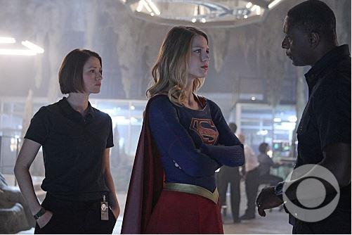 Alex Danvers, Kara Danvers, Hank Henshaw - Supergirl