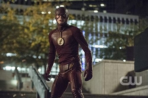Barry Allen (Grant Gustin) - The Flash