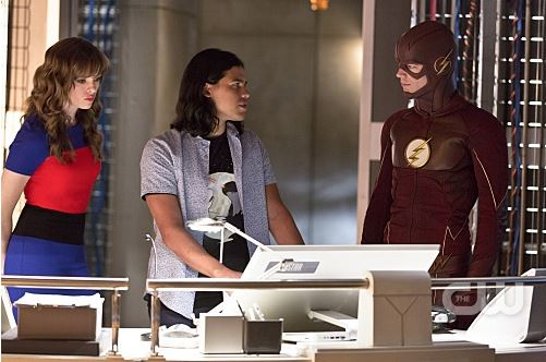 Caitlin, Cisco, and Barry - The Flash