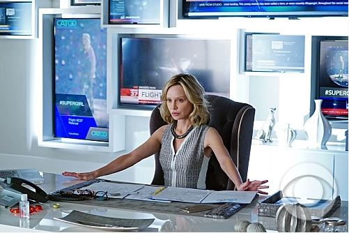 Cat Grant - Supergirl