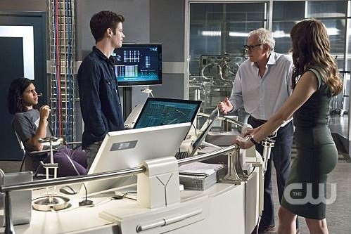 Cisco Ramon, Barry Allen, Caitlin Snow, Martin Stein - The Flash