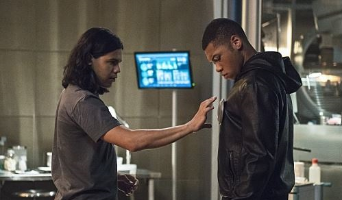 Cisco Ramon, Jefferson (Jax) Jackson - The Flash