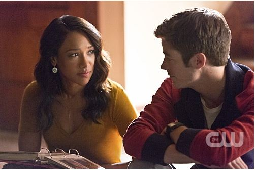 Iris West, Barry Allen - The Flash