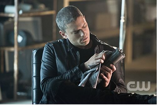 Leonard Snart (Captain Cold) - The Flash