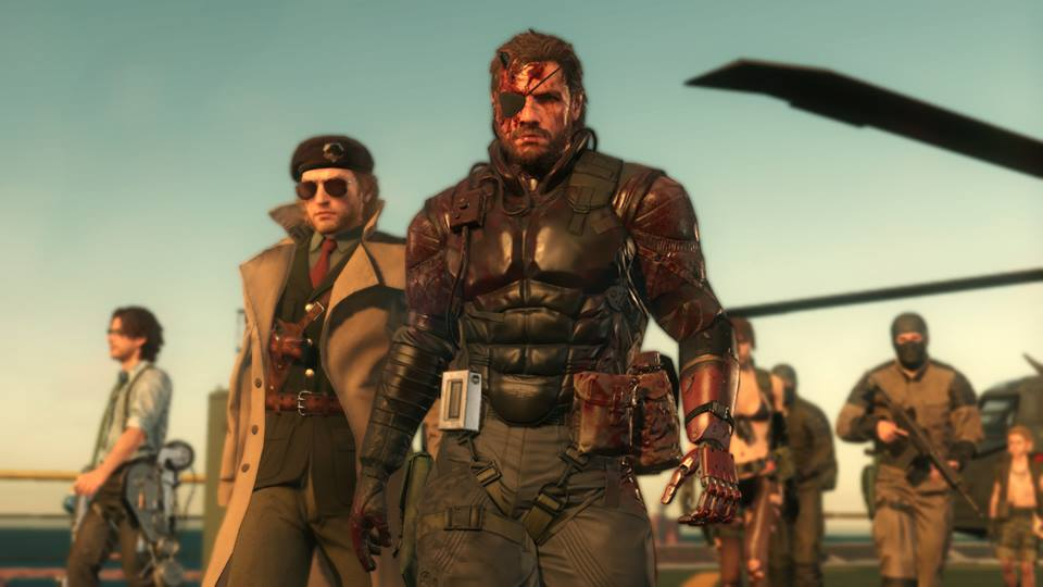Metal Gear Solid V The Phantom Pain Ps4 Review