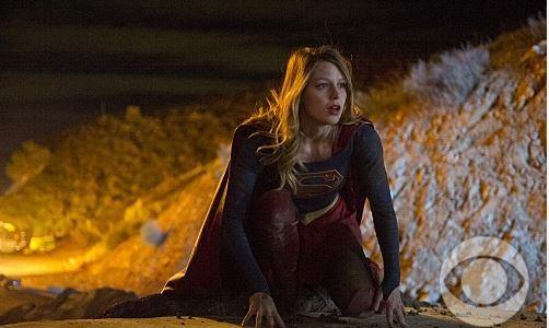 Melissa Benoist as Kara Zor-El - Supergirl