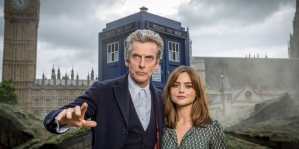 The Doctor, Clara Oswald - Doctor Who