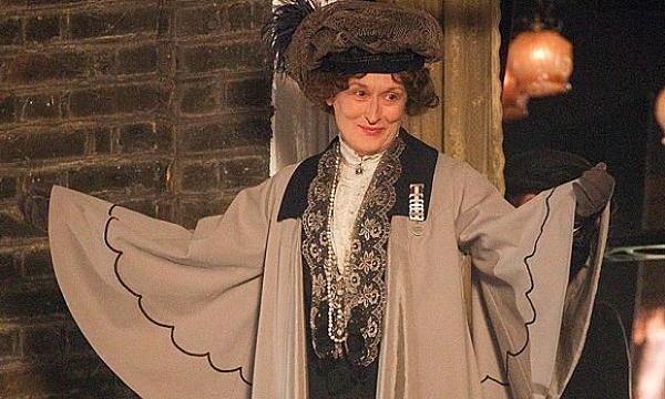 suffragette - meryl streep