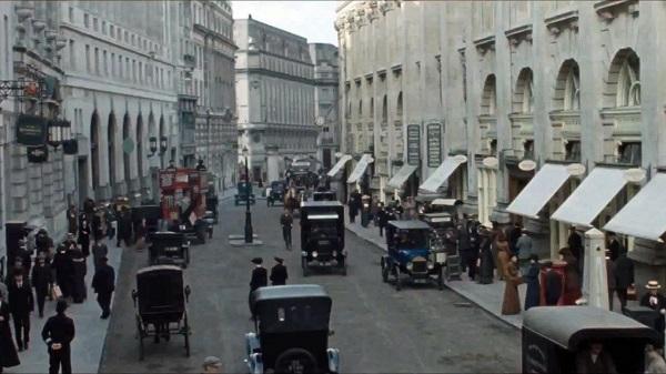 suffragette - west end