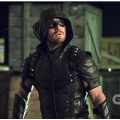 "Arrow -- ""Lost Souls"" -- Image AR406A_0058b.jpg -- Pictured: Stephen Amell as The Arrow -- Photo: Cate Cameron/ The CW -- © 2015 The CW Network, LLC. All Rights Reserved."
