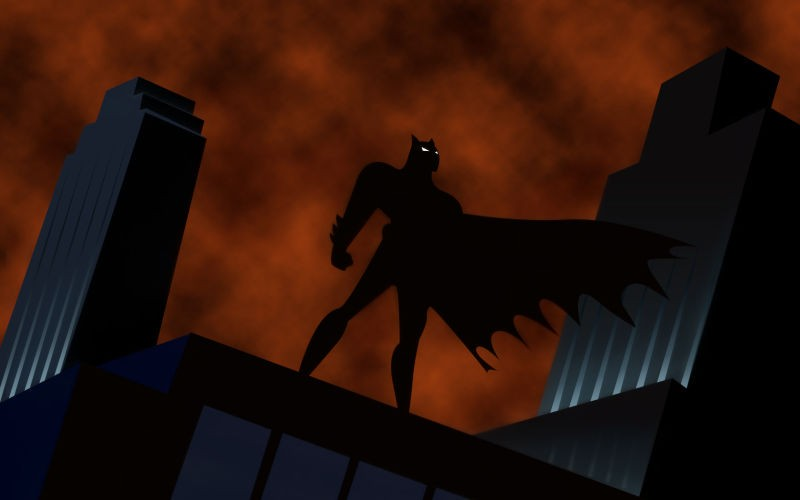 Batman - Batman- The Animated Series (Opening Credits)