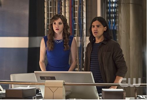 Cisco Ramon, Caitlin Snow - The Flash