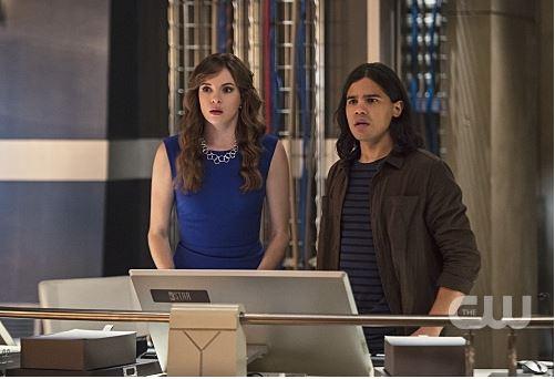 Cisco Ramon, Caitlin Snow - The Flash