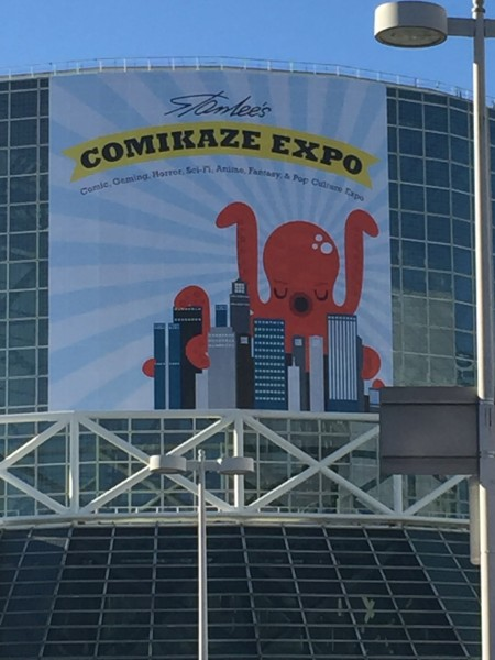Comikaze - Comparing East and West Coast Comic Conventions