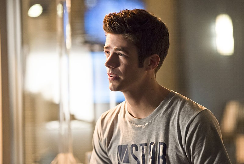 Grant Gustin as Barry Allen (The Flash) - The Flash