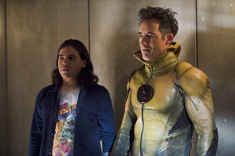 Harry, Cisco Ramon - The Flash