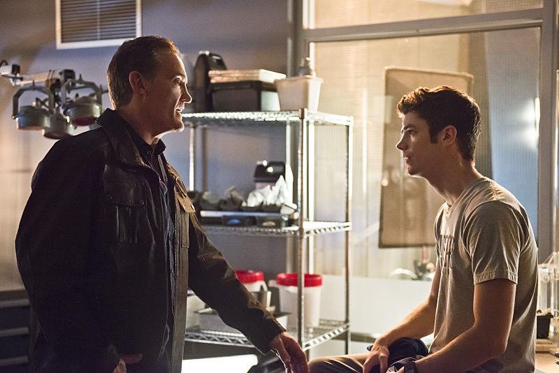Henry Allen, Barry Allen - The Flash