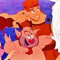 Hercules, Megara, Philoctetes, Pegasus - Hercules