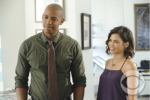 James Olsen, Lucy Lane - Supergirl