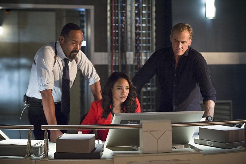 Joe West, Iris West, Henry Allen - The Flash