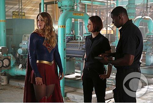 Kara Zor-El, Alex Danvers, Hank Henshaw - Supergirl