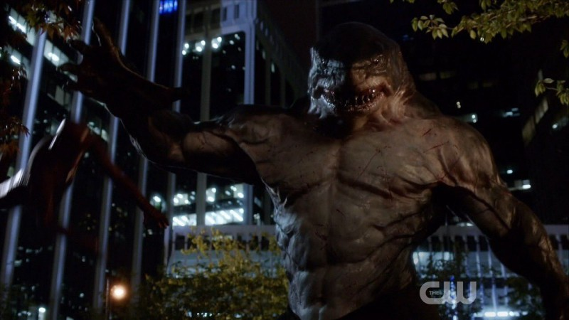 King Shark - The Flash