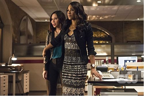 Linda Park, Iris West - The Flash