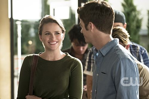 Patty Spivot, Barry Allen - The Flash