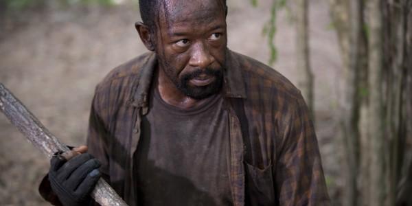 Lennie James as Morgan Jones - The Walking Dead _ Season 6, Episode 4 - Photo Credit: Gene Page/AMC