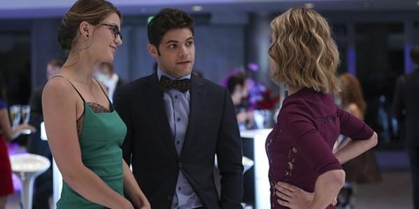 Winn Schott, Kara Zor-El, Cat Grant - Supergirl