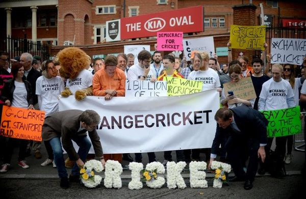death of a gentleman - change cricket