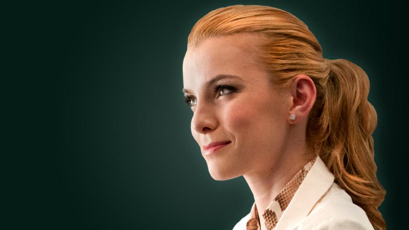 Betty Gilpin as Dr. Carrie Roman - Nurse Jackie