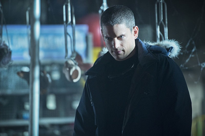 Captain Cold - The Flash
