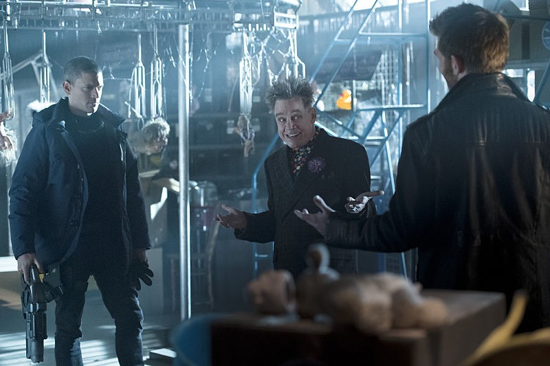 Captain Cold, The Trickster, Weather Wizard - The Flash
