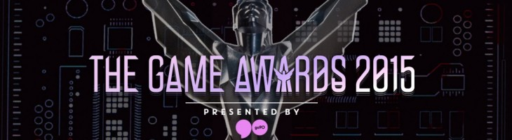 Game Awards 2015 banner