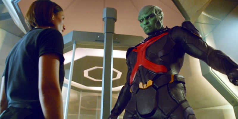J'onn J'onzz (Martian Manhunter) - Supergirl