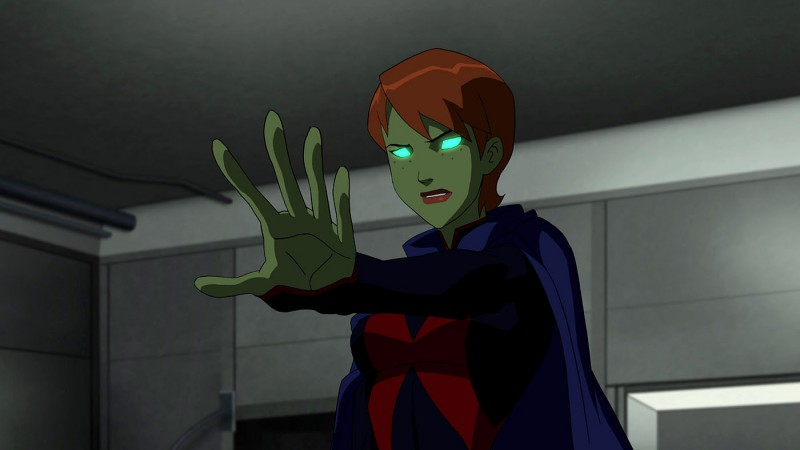 M'gann M'orzz (Miss Martian) - Young Justice