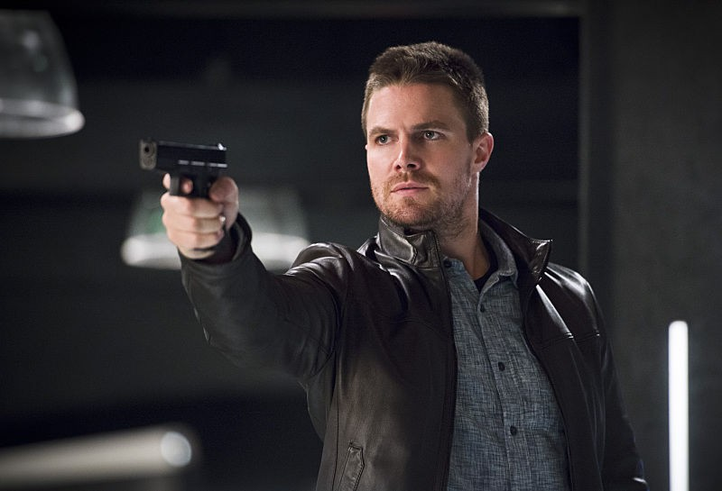 Oliver Queen - The Flash