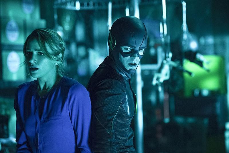 Patty Spivot, The Flash - The Flash