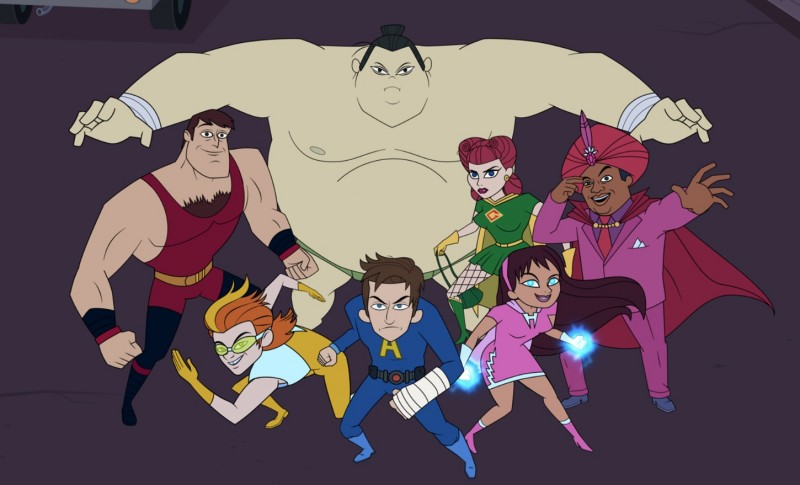 The Awesomes - Ready for Battle