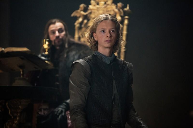 Vlad (Paul Rhys) and Nico (Eros Vlahos)