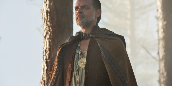 Al-Rahim (Alexander Siddig) is still a shady dude. Photo via Far, Far Away Site.