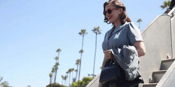 Agent Carter Peggy Carter season 2