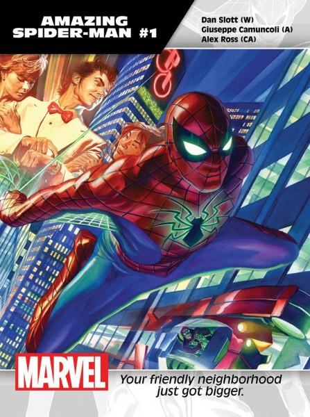 Amazing Spider-Man Promo