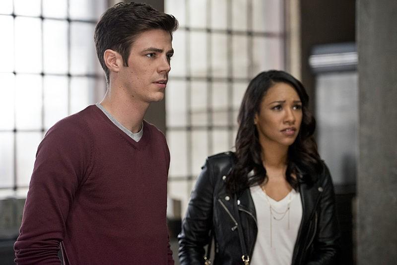 Barry Allen, Iris West - The Flash