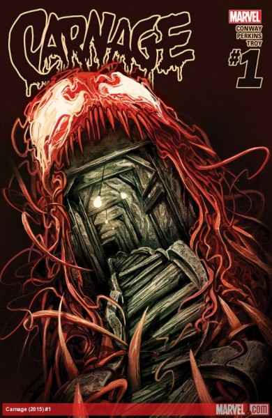 Carnage #1 (Mike Del Mundo)