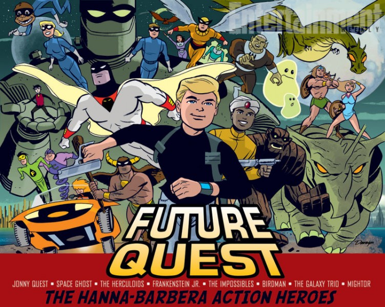 Hanna Barbara Future Quest