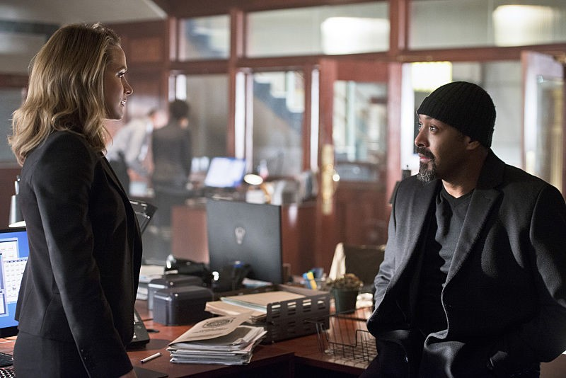 Patty Spivot, Joe West - The Flash